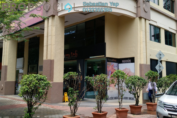 For Rent Shop at The Boulevard, Mid Valley City Leasehold Unfurnished 0R/0B 40.7k