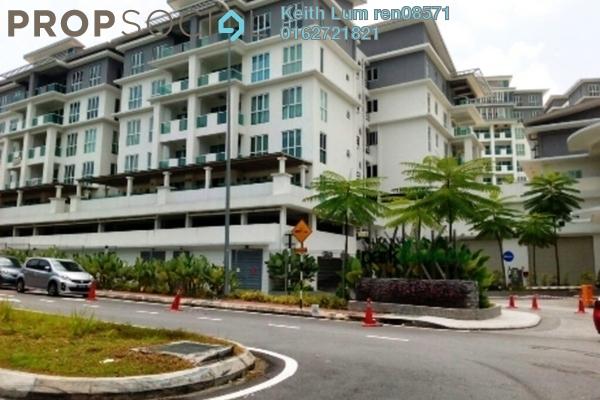 For Rent Condominium at Subang Parkhomes, Subang Jaya Freehold Fully Furnished 3R/3B 3k