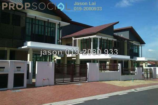 For Sale Semi-Detached at Taman Subang Murni, Subang Leasehold Unfurnished 4R/5B 1.6m