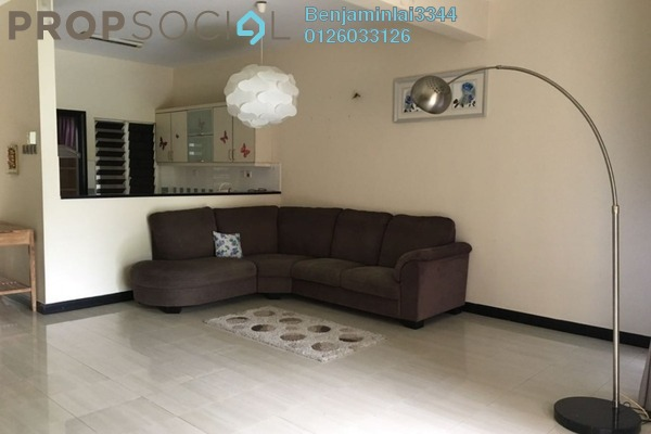 For Sale Terrace at Adora, Desa ParkCity Freehold Semi Furnished 3R/3B 1.6m