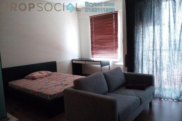 For Rent Condominium at Ritze Perdana 1, Damansara Perdana Leasehold Fully Furnished 1R/1B 1.2k