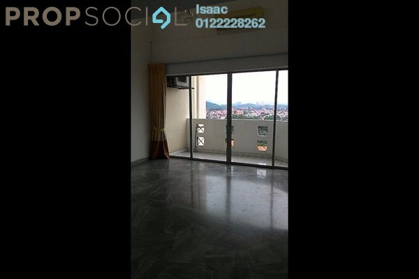 For Rent Condominium at Villa Flora, TTDI Freehold Semi Furnished 4R/4B 5.3k