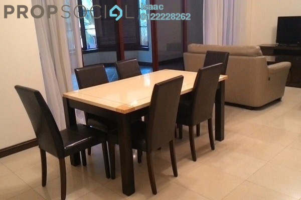 For Rent Condominium at Seri Duta II, Kenny Hills Freehold Fully Furnished 4R/3B 4.5k