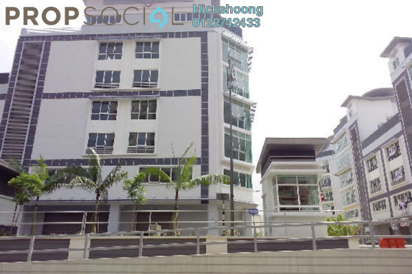 For Sale Shop at Parklane Commercial Hub, Kelana Jaya Leasehold Unfurnished 0R/0B 2.68m