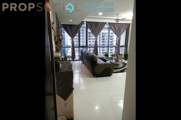 For Rent Condominium at The Capers, Sentul Freehold Fully Furnished 4R/3B 4k