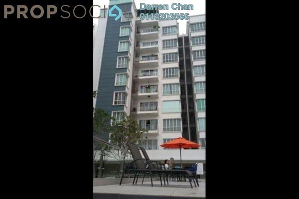 For Rent Condominium at 8 Petaling, Sri Petaling Leasehold Semi Furnished 4R/5B 2.7k