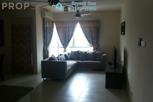 For Rent Condominium at Casa Indah 2, Tropicana Leasehold Semi Furnished 3R/3B 2.3k
