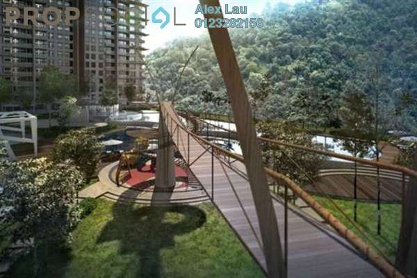 For Rent Condominium at Damansara Foresta, Bandar Sri Damansara Freehold Semi Furnished 3R/2B 2.1k