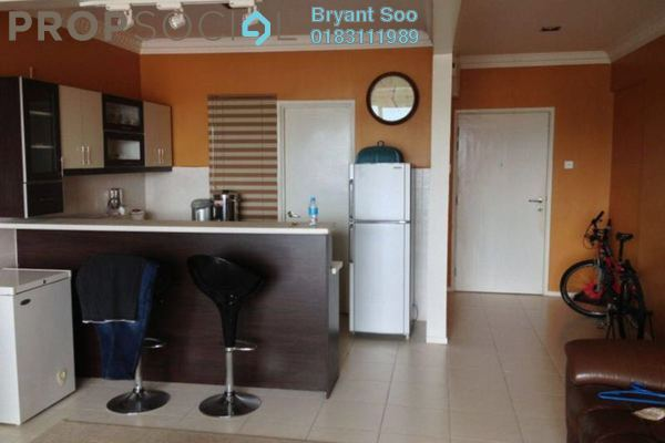 For Rent Condominium at Casa Indah 2, Tropicana Leasehold Fully Furnished 2R/1B 2.5k