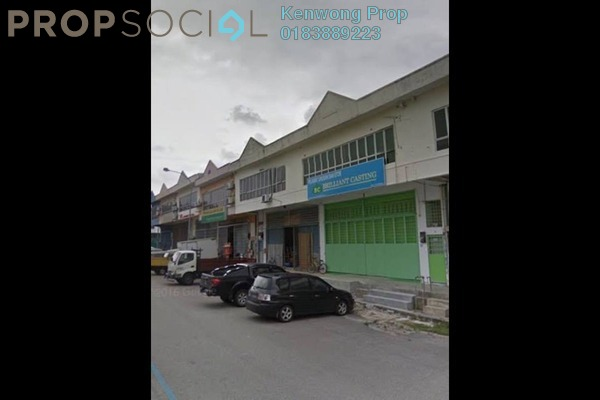 For Rent Factory at BP3, Bandar Bukit Puchong Freehold Unfurnished 0R/0B 5.5k