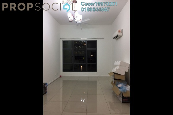 For Rent Condominium at Urbana Residences @ Ara Damansara, Ara Damansara Leasehold Semi Furnished 2R/2B 1.65k