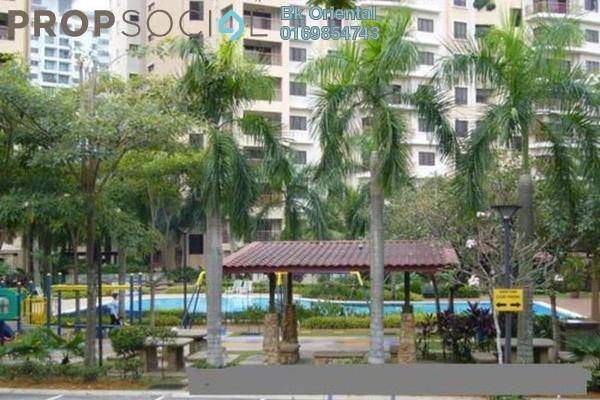 For Rent Condominium at Andalucia, Pantai Leasehold Semi Furnished 0R/1B 4k