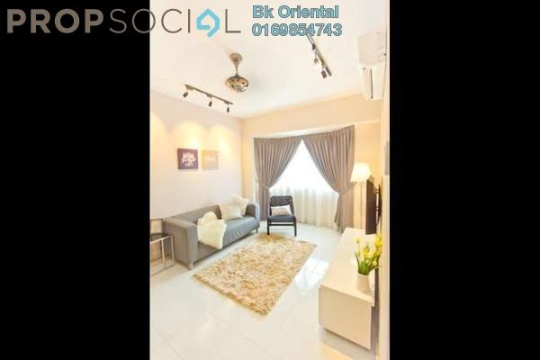 For Rent Condominium at Main Place Residence, UEP Subang Jaya Freehold Fully Furnished 0R/0B 2.6k