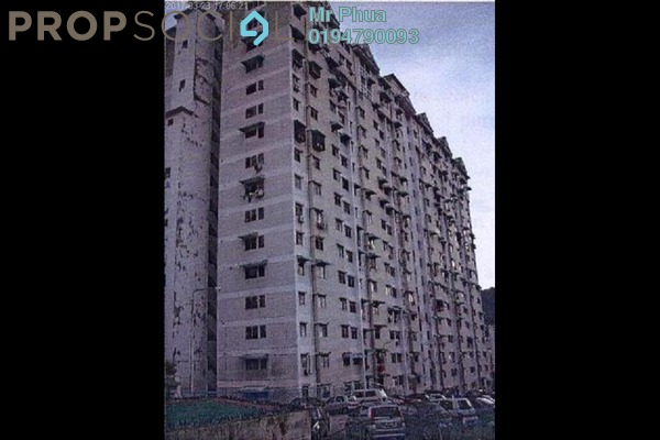 For Rent Apartment at Taman Utara, Batu Uban Freehold Unfurnished 2R/1B 650translationmissing:en.pricing.unit