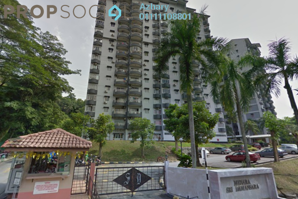 For Sale Condominium at SD Tower, Bandar Sri Damansara Freehold Semi Furnished 3R/2B 515k
