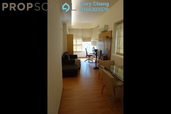 For Rent Serviced Residence at Parkview, KLCC Freehold Fully Furnished 1R/1B 2.3k