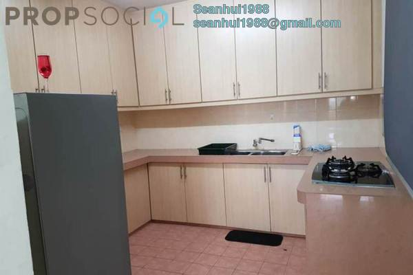 For Rent Condominium at Palm Spring, Kota Damansara Leasehold Fully Furnished 2R/2B 1.5k