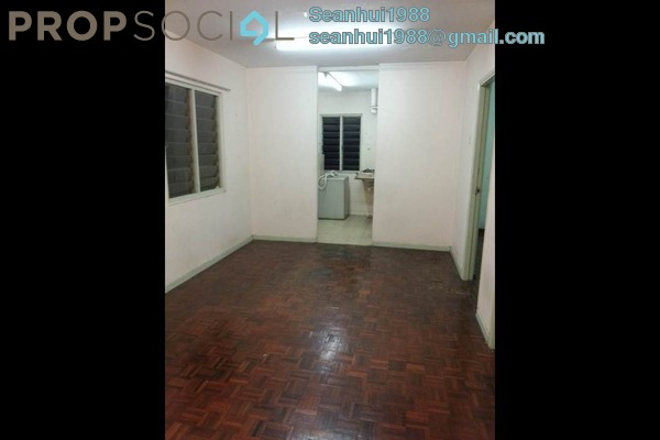 For Rent Apartment at Section 2, Wangsa Maju Leasehold Unfurnished 2R/1B 750translationmissing:en.pricing.unit
