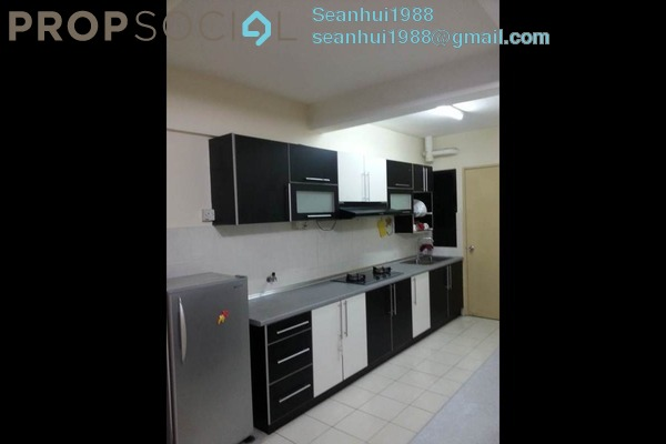 For Rent Condominium at Putra Villa, Gombak Freehold Fully Furnished 3R/2B 2k
