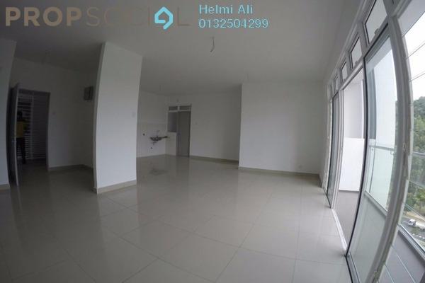 For Sale Condominium at Dwiputra Residences, Putrajaya Freehold Semi Furnished 3R/2B 570k