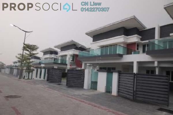 For Sale Semi-Detached at Taman Villa Perdana, Kajang Freehold Unfurnished 5R/4B 1.34m