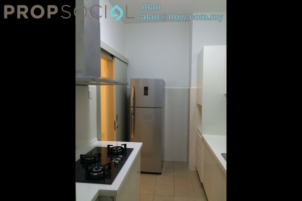 For Sale Condominium at V Residence Suites @ Sunway Velocity, Cheras Freehold Fully Furnished 3R/2B 1.35m
