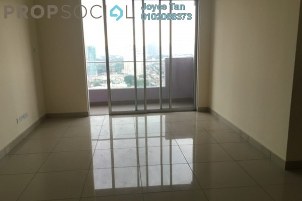 For Rent Condominium at Platinum Suites, KLCC Freehold Semi Furnished 2R/2B 1.3k