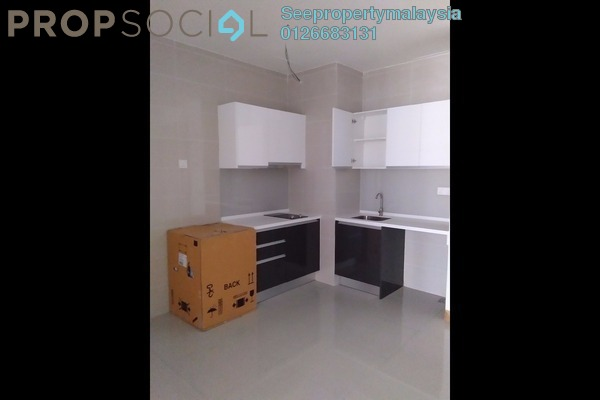 For Rent Condominium at KL Gateway, Bangsar South Leasehold Fully Furnished 1R/1B 2k