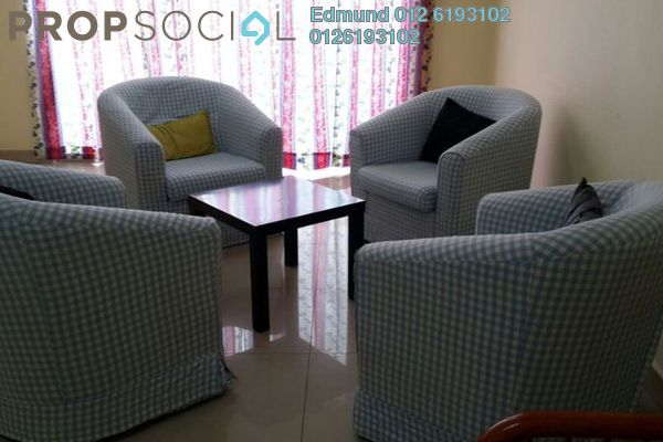 For Rent Condominium at SuriaMas, Bandar Sunway Leasehold Fully Furnished 3R/2B 2.3k