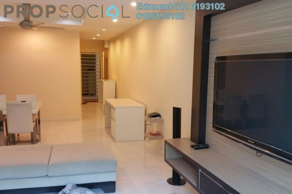 For Rent Condominium at Metropolitan Square, Damansara Perdana Leasehold Fully Furnished 3R/2B 2.5k