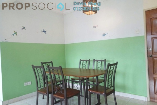 For Rent Apartment at Carlina Apartment, Kota Damansara Leasehold Fully Furnished 3R/2B 1.3k