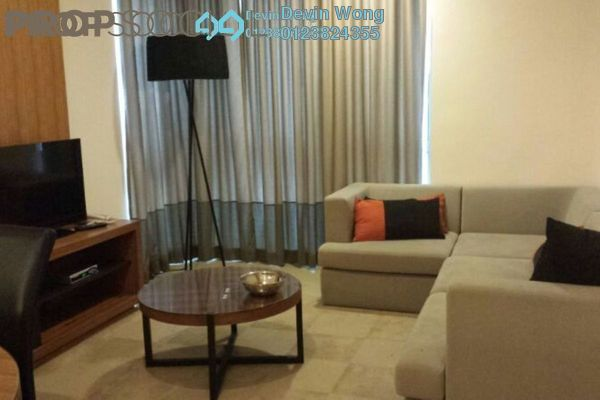 For Sale Condominium at myHabitat, KLCC Freehold Fully Furnished 2R/1B 850k