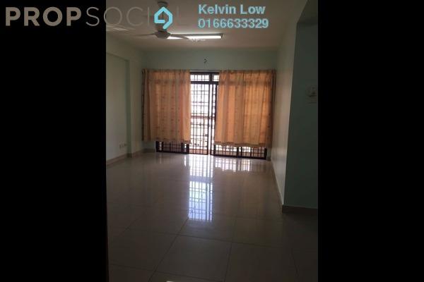 For Sale Condominium at Pelangi Astana, Bandar Utama Leasehold Semi Furnished 3R/2B 490k