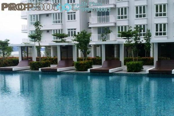 For Rent Condominium at Summer Place, Jelutong Leasehold Semi Furnished 3R/2B 1.8k