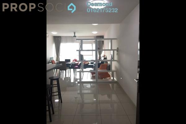 For Rent Condominium at Seringin Residences, Kuchai Lama Freehold Fully Furnished 5R/3B 4k