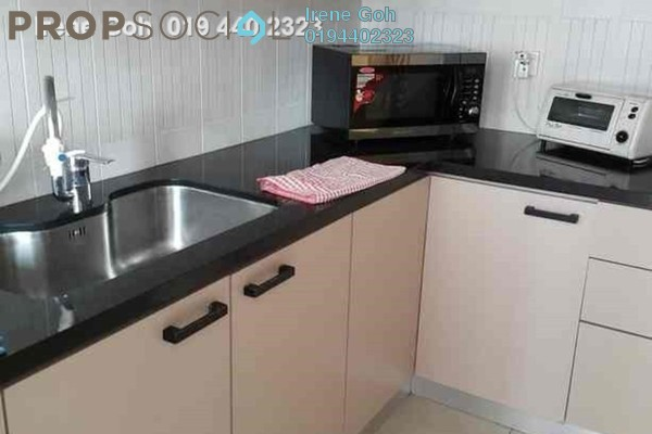 For Rent Condominium at BaysWater, Gelugor Freehold Fully Furnished 3R/2B 2.9k