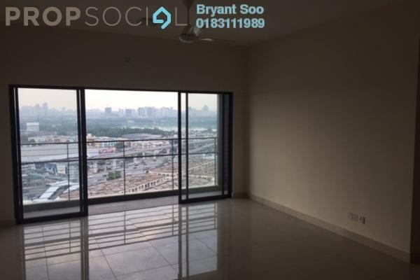 For Rent Condominium at TRiGON Luxury Residences @ Setia Walk, Pusat Bandar Puchong Freehold Semi Furnished 2R/2B 2.1k