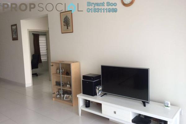 For Rent Condominium at TRiGON Luxury Residences @ Setia Walk, Pusat Bandar Puchong Freehold Fully Furnished 2R/2B 2.35k