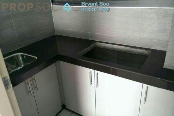 For Rent Condominium at TRiGON Luxury Residences @ Setia Walk, Pusat Bandar Puchong Freehold Semi Furnished 3R/2B 2.35k
