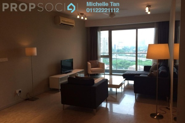 For Rent Condominium at myHabitat, KLCC Freehold Fully Furnished 3R/2B 4.5k