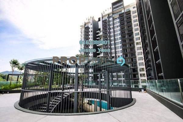 For Rent Condominium at Selayang 18, Selayang Leasehold Semi Furnished 3R/2B 1.6k