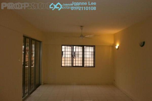 For Rent Condominium at D'Aman Ria, Ara Damansara Freehold Semi Furnished 3R/2B 1.7k