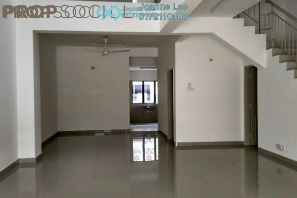 For Rent Terrace at Lakeside Residences, Puchong Leasehold Unfurnished 4R/3B 1.6k