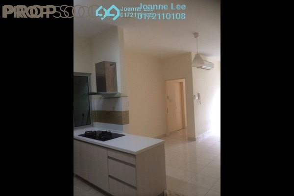 For Rent Condominium at Metropolitan Square, Damansara Perdana Leasehold Semi Furnished 3R/2B 1.7k