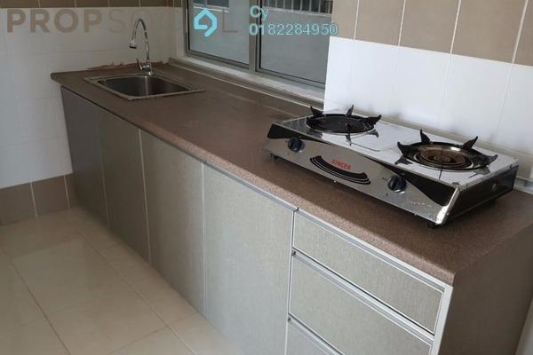 For Rent Condominium at I Residence, Kota Damansara Leasehold Fully Furnished 3R/2B 2.4k