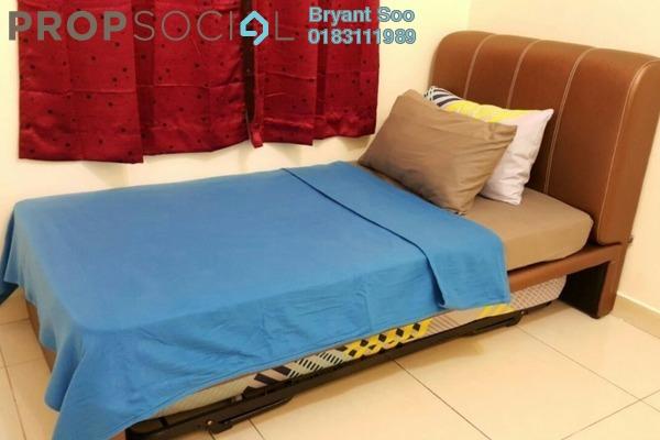 For Rent Condominium at Zenith Residences, Kelana Jaya Leasehold Fully Furnished 3R/2B 2.65k