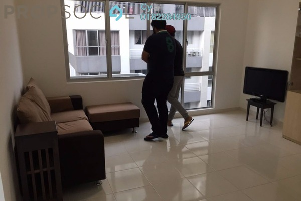 For Rent Condominium at I Residence, Kota Damansara Leasehold Fully Furnished 3R/2B 2.3k