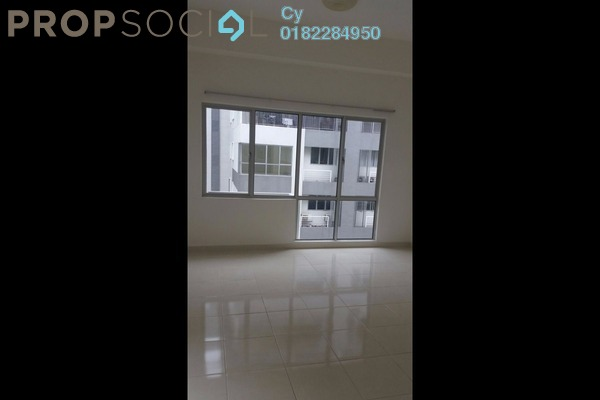 For Rent Condominium at I Residence, Kota Damansara Leasehold Semi Furnished 3R/2B 2k