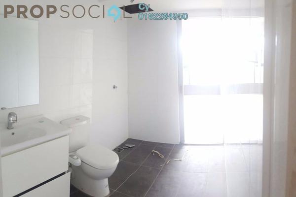 For Rent SoHo/Studio at Empire City, Damansara Perdana Leasehold Semi Furnished 0R/1B 1.1k
