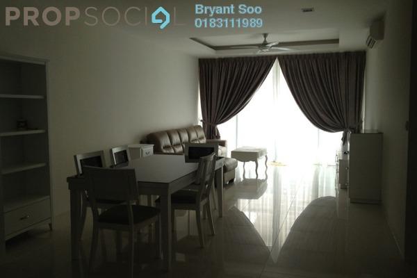For Rent Condominium at You One, UEP Subang Jaya Freehold Fully Furnished 2R/1B 1.85k
